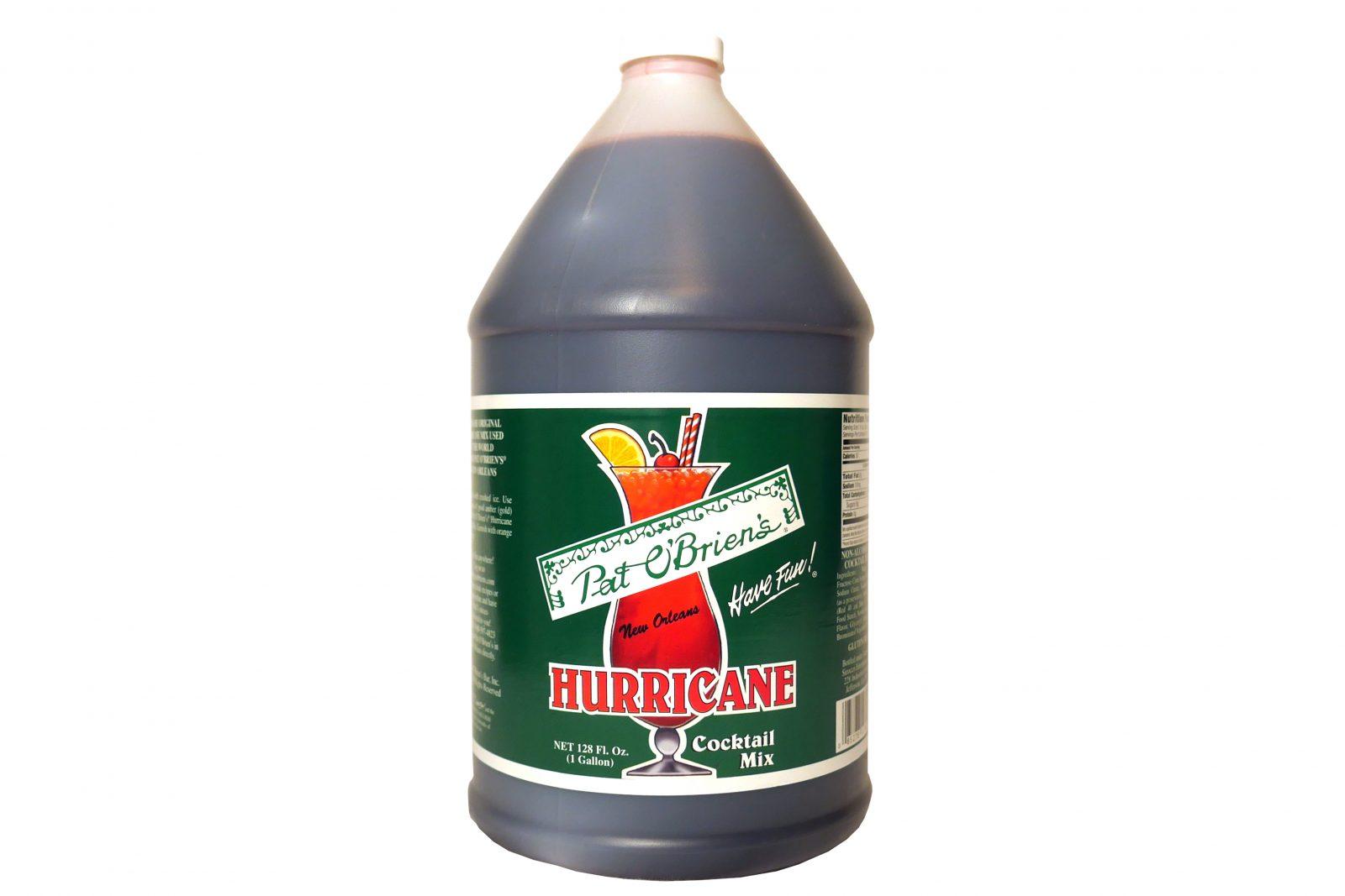 Pat o'brien's hurricane mix walmart