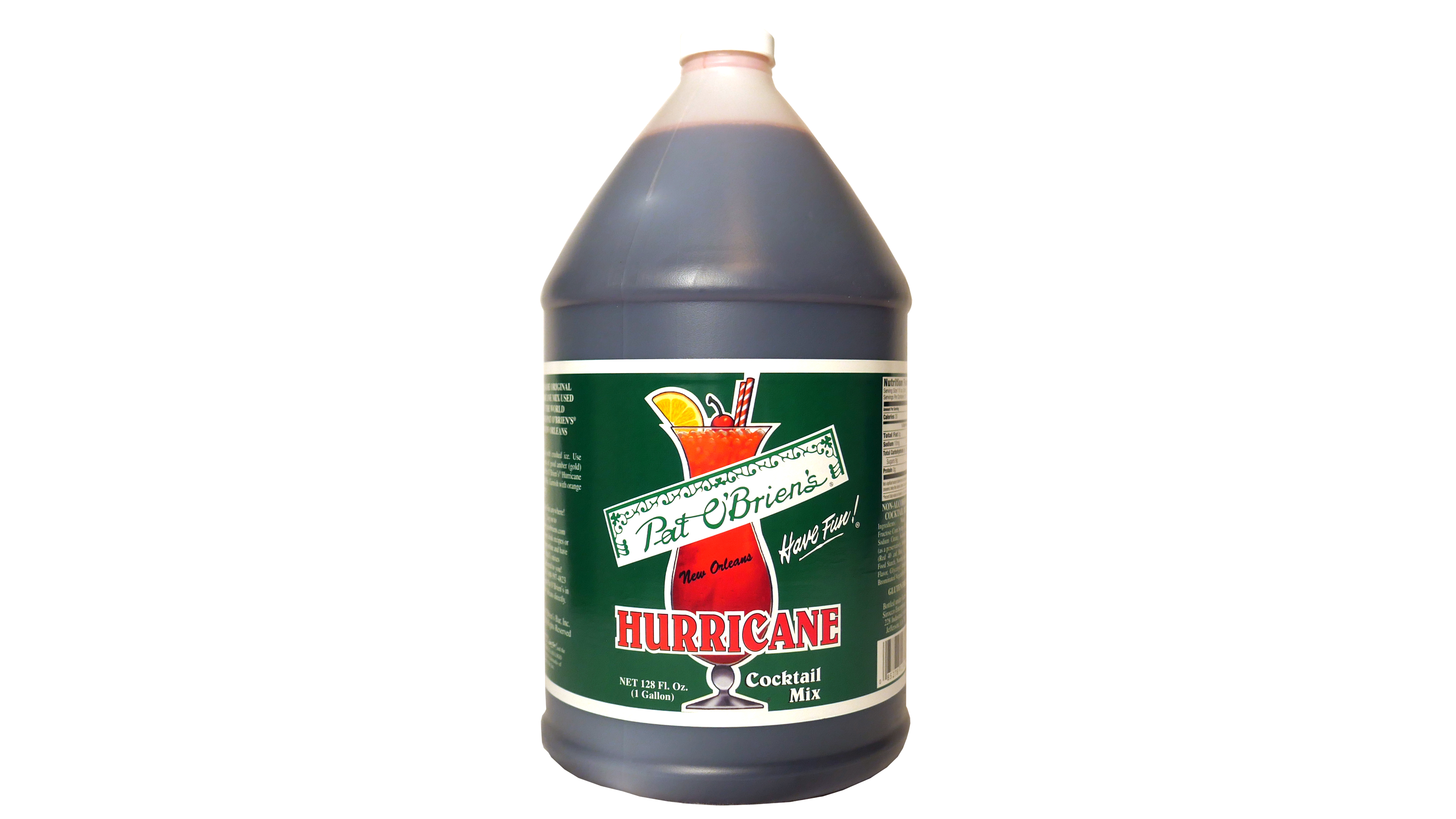 hurricane gallon